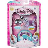 Twisty Petz 6044203 Collectible Dazzling Bracelets, 3 Pack Set, Mixed Colours