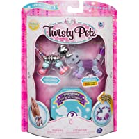 Twisty Petz - 6044203 - Pack de 3 Twisty Petz - Bracelets tendances - Animaux à collectionner -  Modèle aléatoire