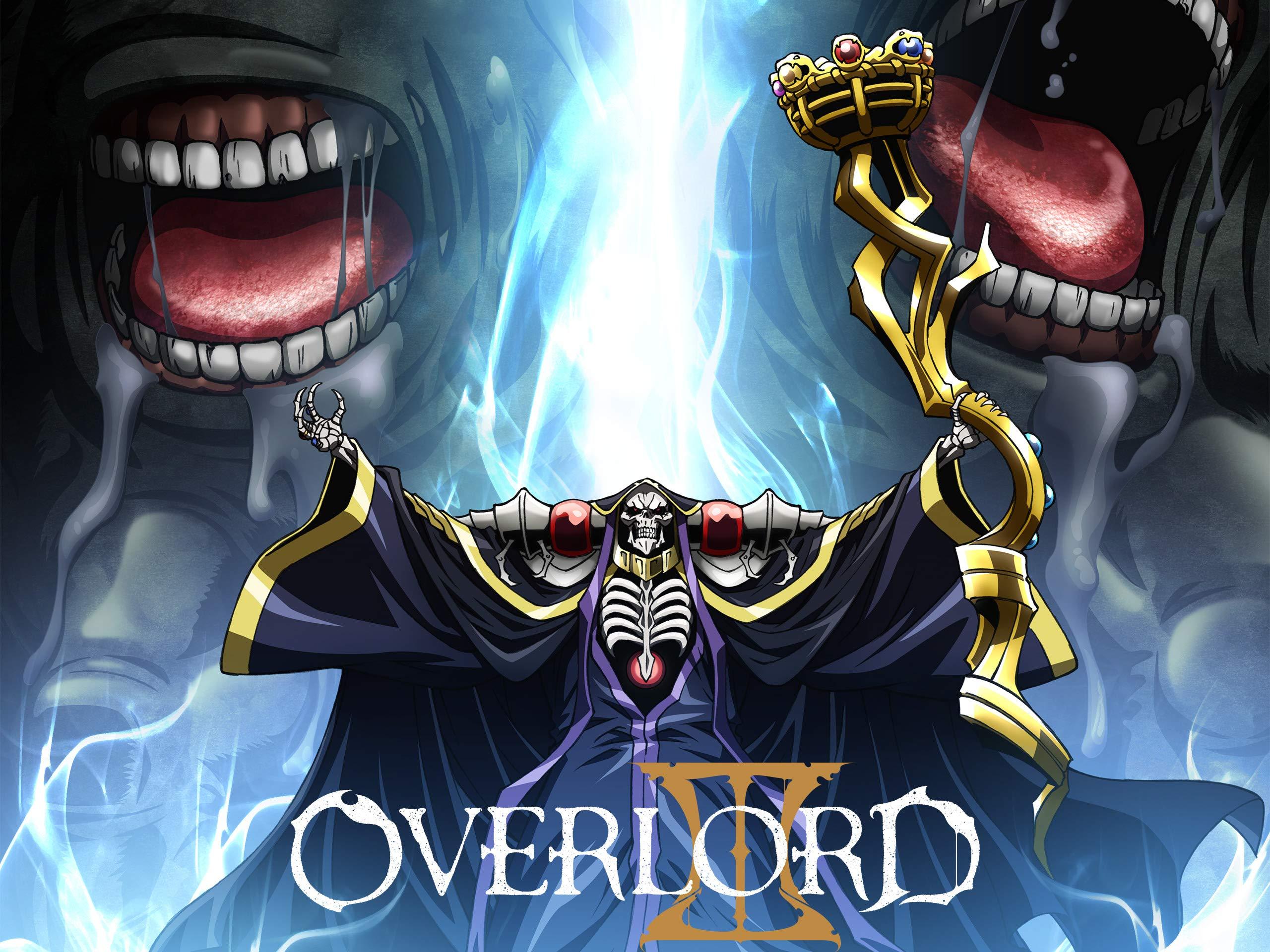 Watch Overlord, Season 3 (Simuldub) | Prime Video