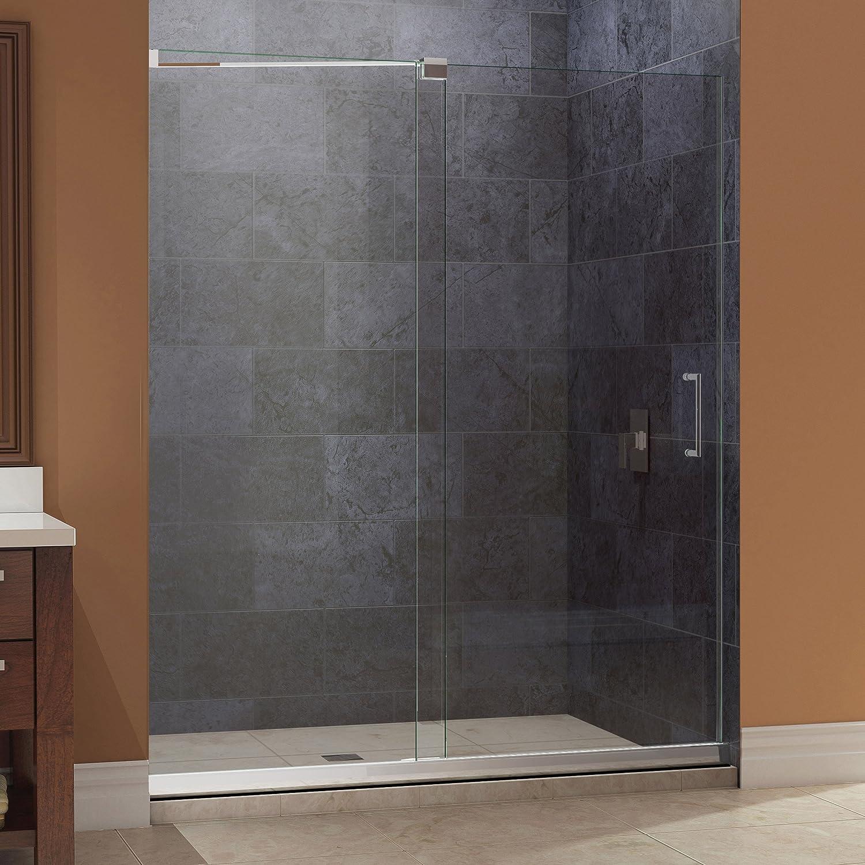 Dreamline Mirage 44 48 In Width Frameless Sliding Shower Door 38
