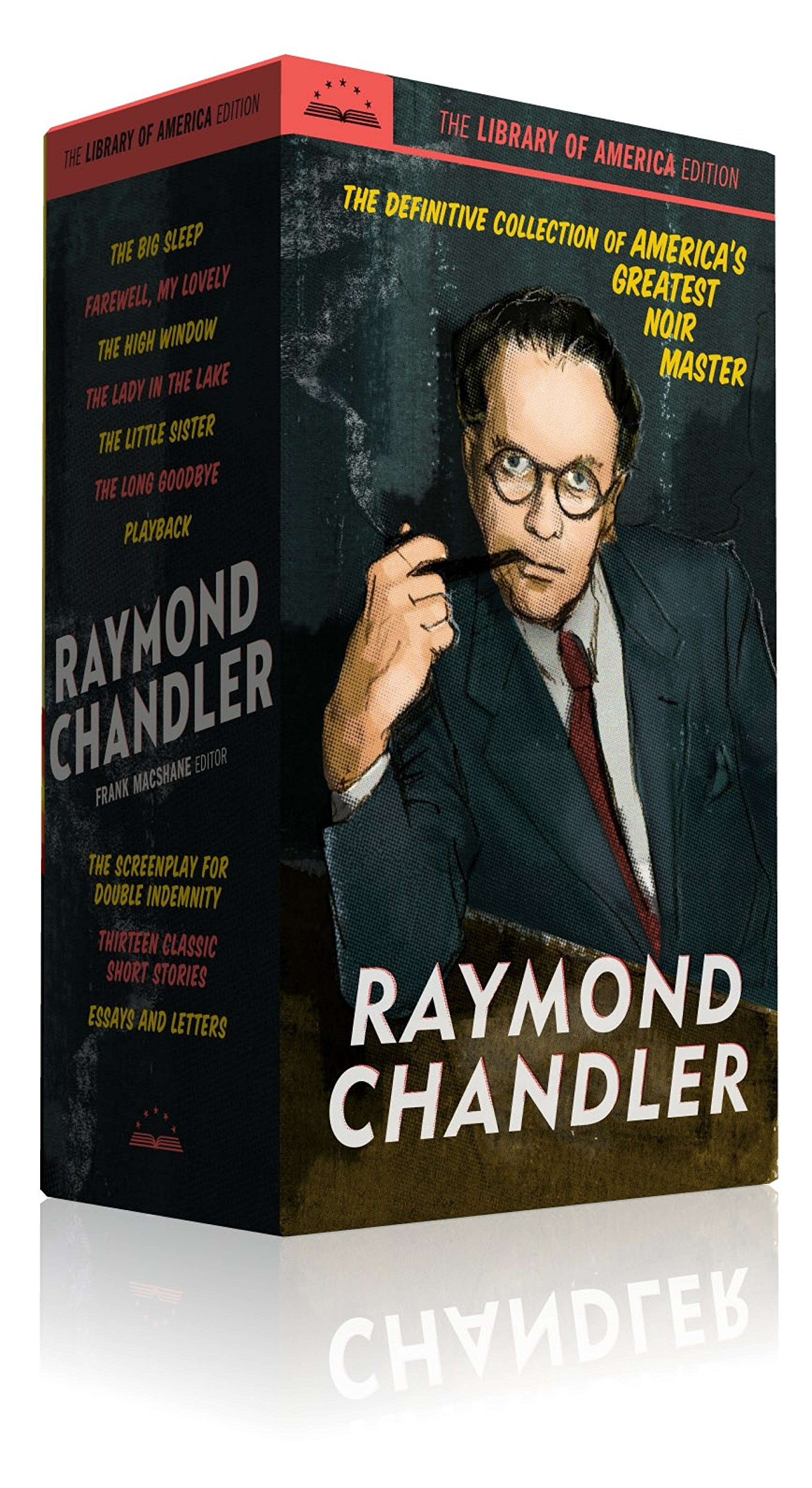 Read Online Raymond Chandler: The Library of America Edition ebook