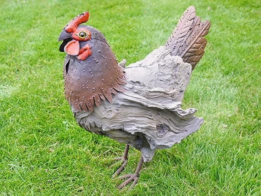 Beatrix Potter Turvy jardín amigos – efecto de madera jardín esculturas: Amazon.es: Jardín