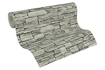 95871-2 A.S Best of Wood/'n Stone 2 958712 Création Vlies-Tapete