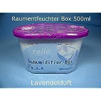 """1x 1kg /""""Citrusduft/"""" Luftentfeuchter Granulat im Vliesbeutel für Raumentfeuchter"""