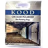 Kood 58mm Circular Polarizing Slim (Thin Frame) Digital CPL Filter