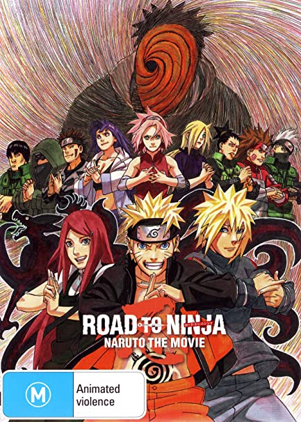 Naruto Shippuden: The Movie - Road To Ninja Edizione ...