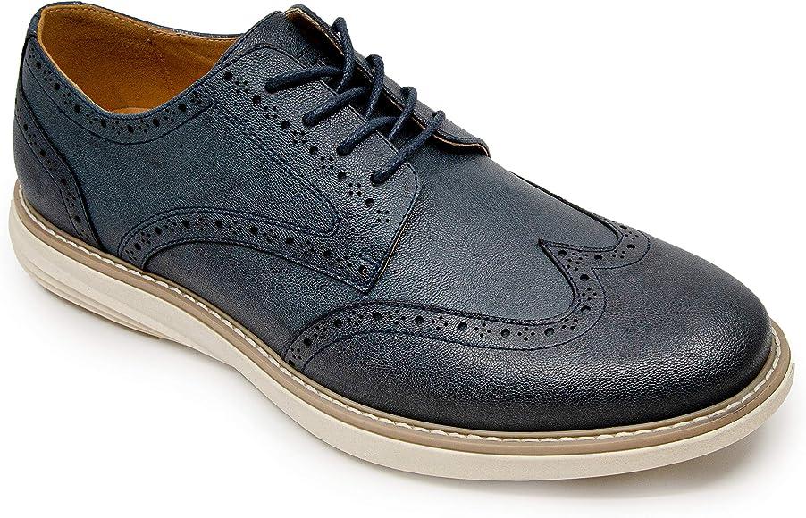 Nautica Men's Oxford Shoe Fashion