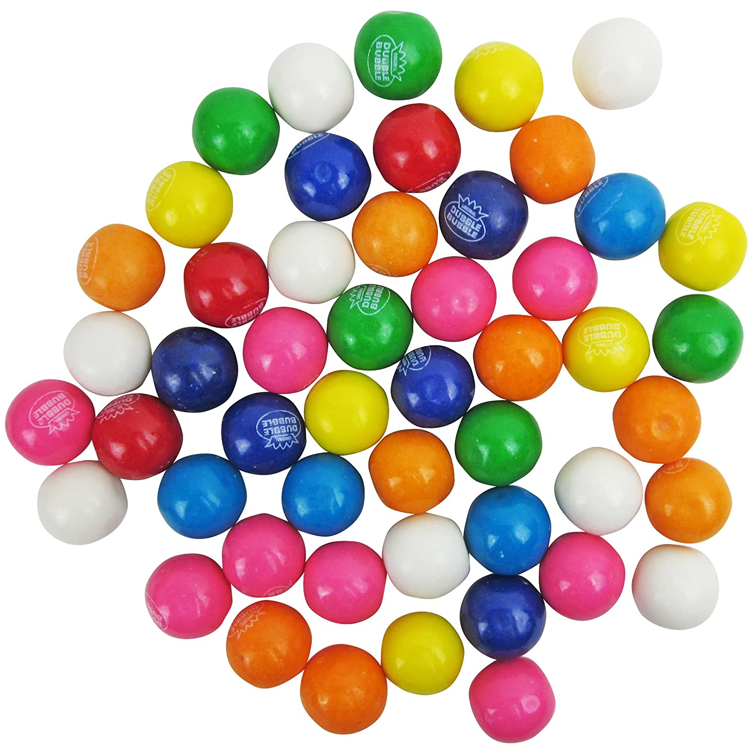 A Great Surprise Burbuja de Dubble chicles - chicles a granel - Gumballs rellenar - chicles para máquinas Gumball - chicles surtidos de 1 pulgada, ...