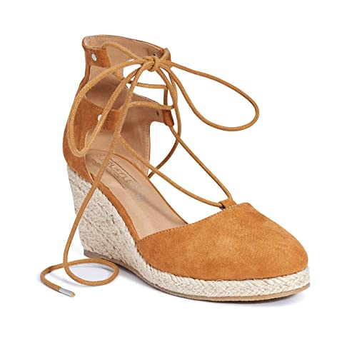 a8f5256471f TRUFFLE COLLECTION Women s Brown Fashion Sandals-5 UK India (38 EU ...