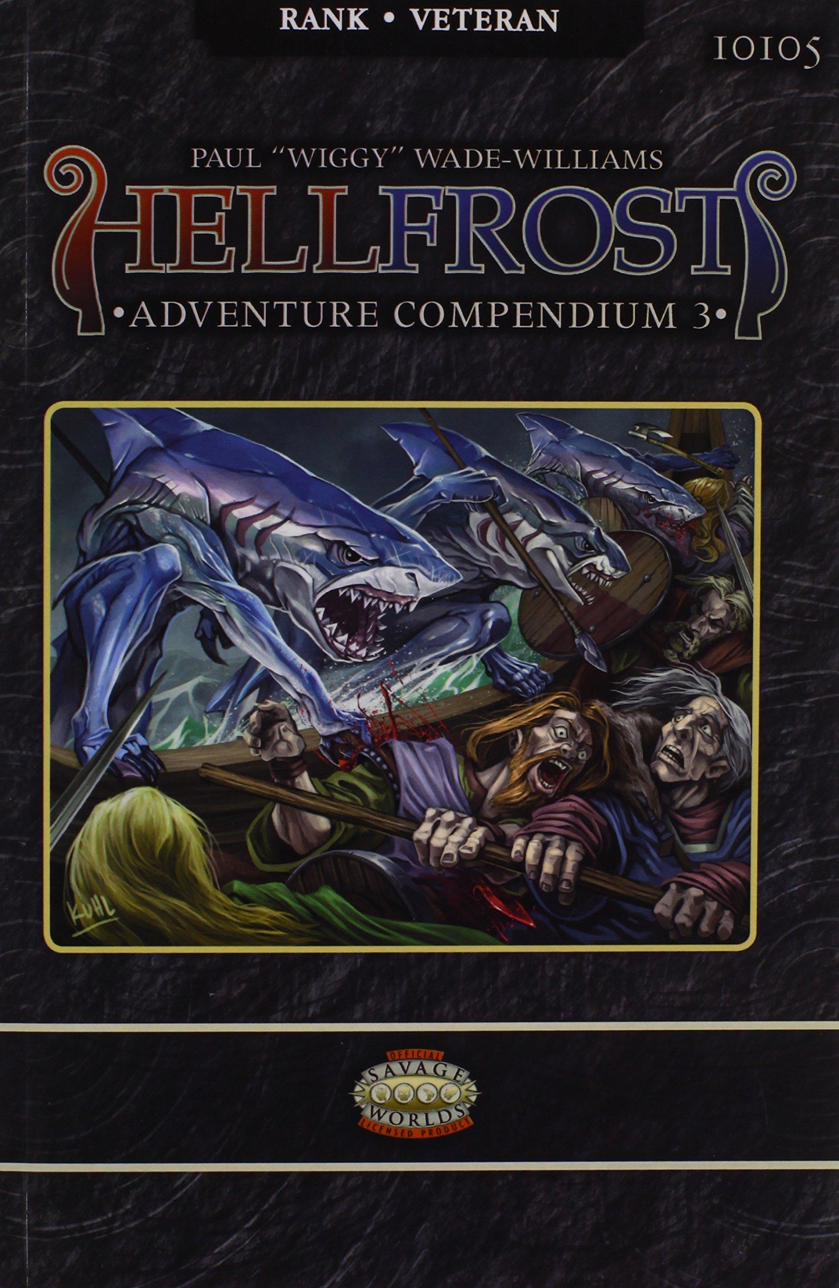 Download Hellfrost Adventure Compendium 3 pdf