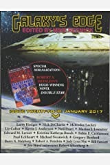 Galaxy's Edge Magazine: Issue 24, January 2017 (Serialization Special: Heinlein's Hugo-winning Double Star)