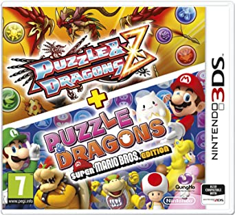 Puzzle and Dragons Z + Puzzle and Dragons Super Mario Bros