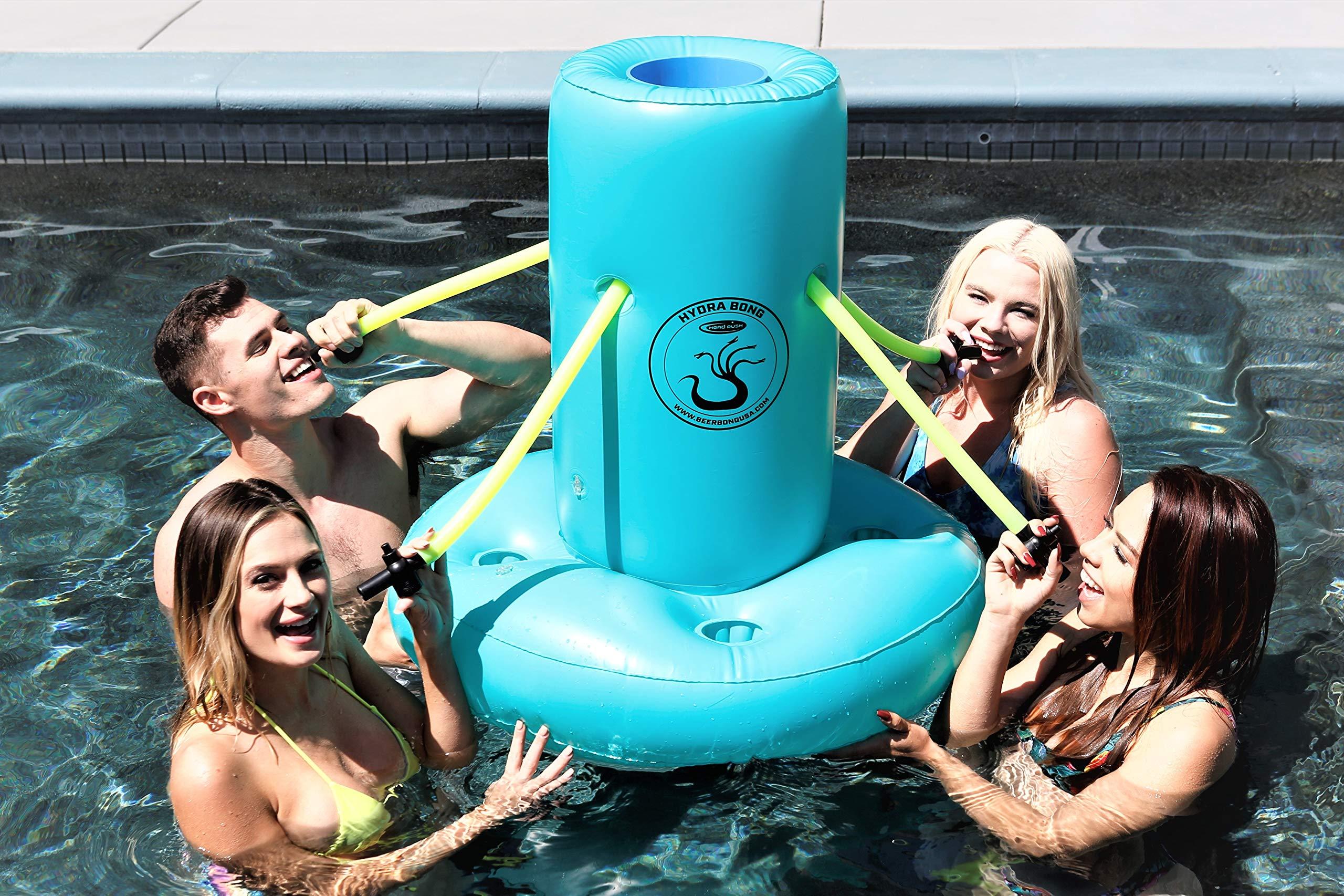 Head Rush HYRDA BONG - Inflatable Beer Bong