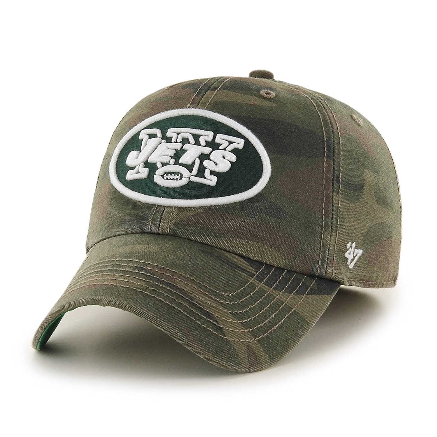 232682e554116 Amazon.com    47 NFL Harlan Franchise Fitted Hat   Sports   Outdoors