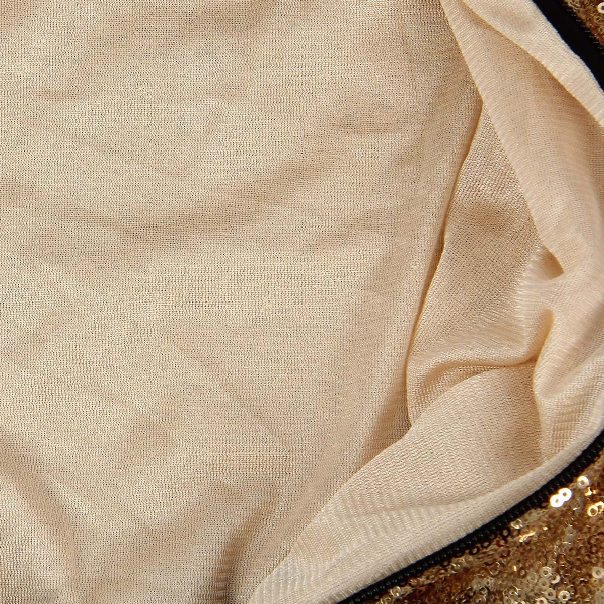 Borlai 1-6 Kids Toddler Girl Long Sleeve Sequin Zipper Coat Outwear Fashion Jacket