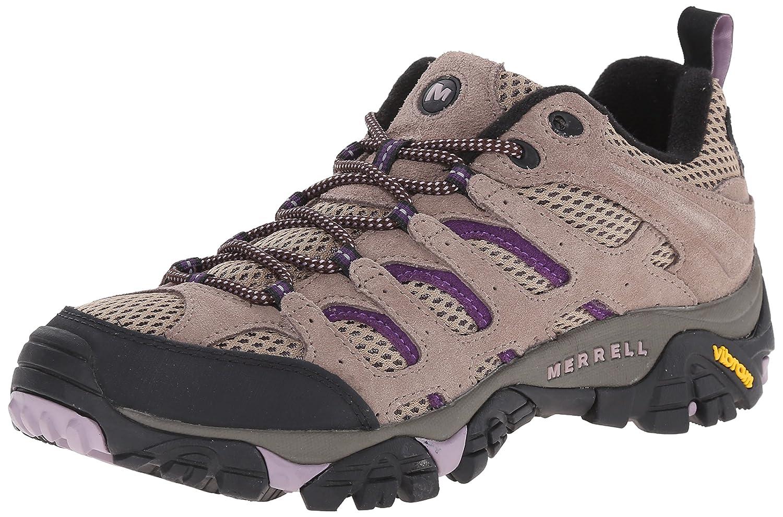 Merrell Women's Moab Ventilator Hiking Shoe B00R4UVKQ2 6 B(M) US|Sand