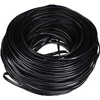 LogiLink CM06 100m Negro cable telefónico - Cable