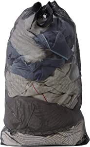 Canvas Mesh Laundry Bag - STRONGEST Laundry Bag