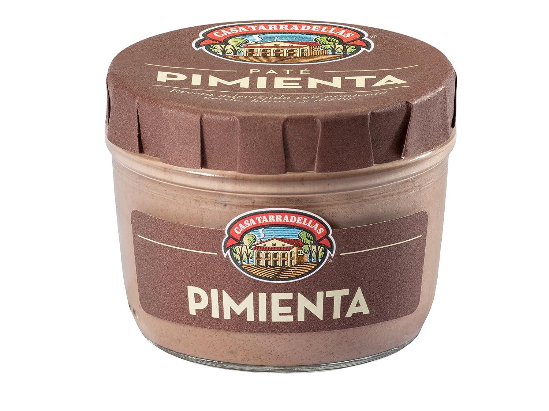 Patés - Paté Pimienta Casa Tarradellas, 125 g: Amazon.es ...