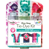 Tulip One-Step Tie Dye Paradise Punch 3 Color Kit, 2 Piece