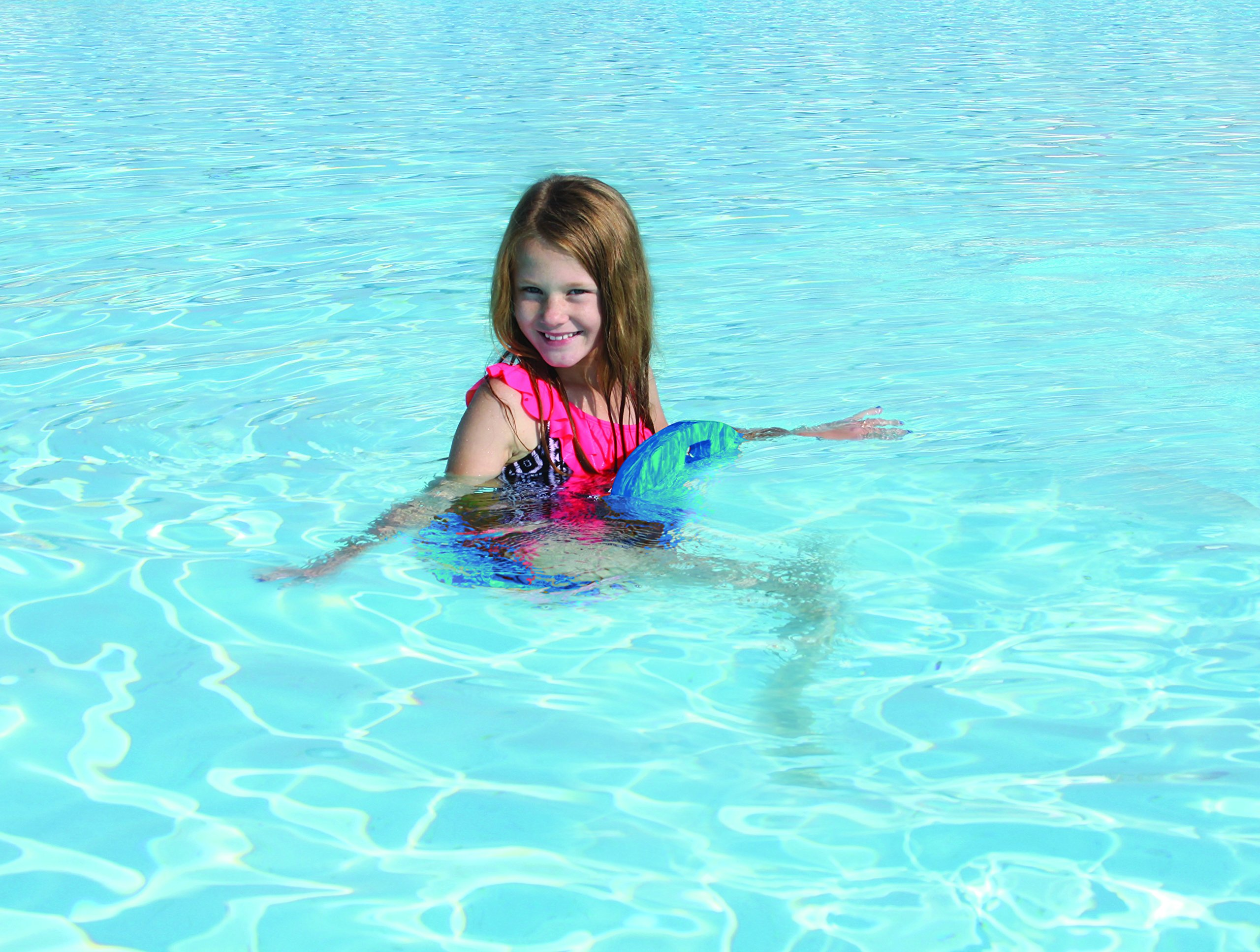 Airhead Sun Comfort Pool Saddle, Sapphire, 32'' x 16'' x 1.25'' by Airhead (Image #2)