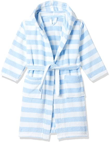 1f2d2389e1 Mothercare Boys  Regular Fit Bath Robe  Amazon.in  Clothing   Accessories