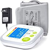 Blood Pressure Monitor Cuff Kit by GreaterGoods, Digital BP Meter With Large Display, Upper Arm Cuff, Set also comes with Tubing and Device Bag (BP Monitor New)