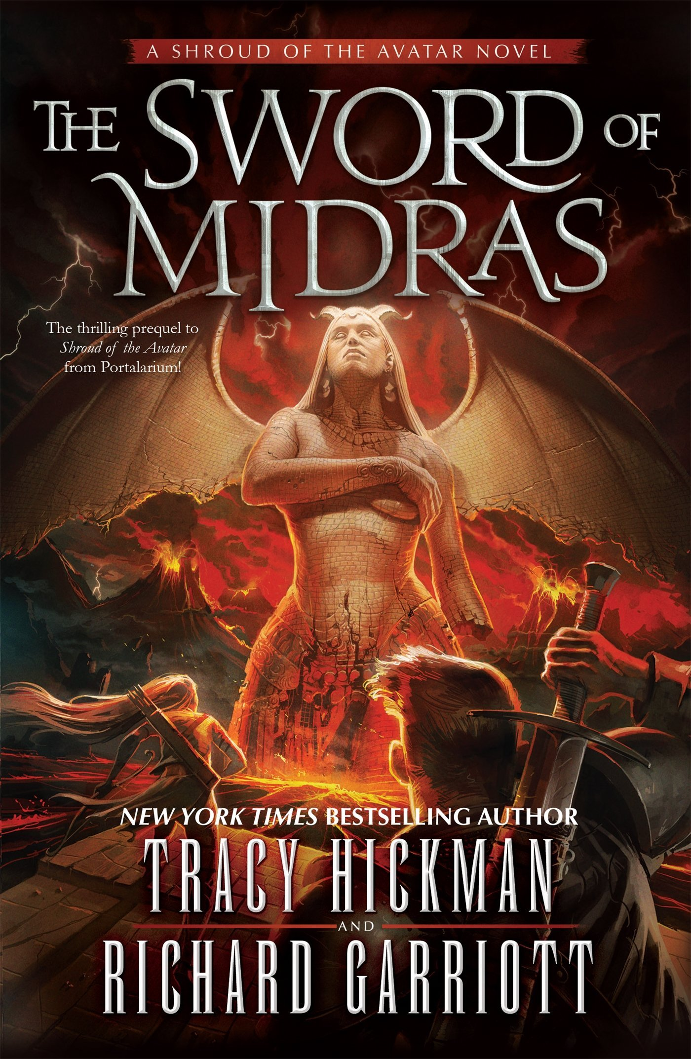 The Sword of Midras: A Shroud of the Avatar Novel (Blade of the Avatar) ebook