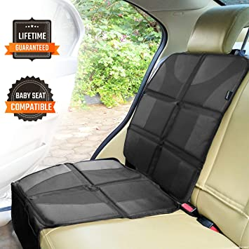 Amazon.com: Sunferno Car Seat Protector - Protects Your Car ...