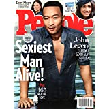 People Magazine November 25 2019 John Legend Sexiest Man Alive! Demi Moore Meghan Markle Helen Mirren