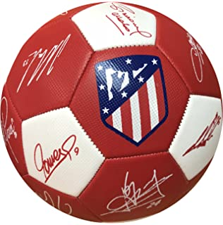 ATLETICO MADRID BALON PRODUCTO OFICIAL: Amazon.es: Oficina y ...