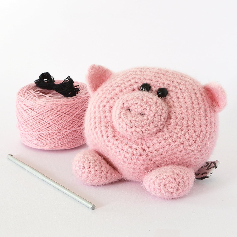 Amigurumi Pig Softies Free Crochet Patterns | Crochet pig, Animal ... | 1500x1500