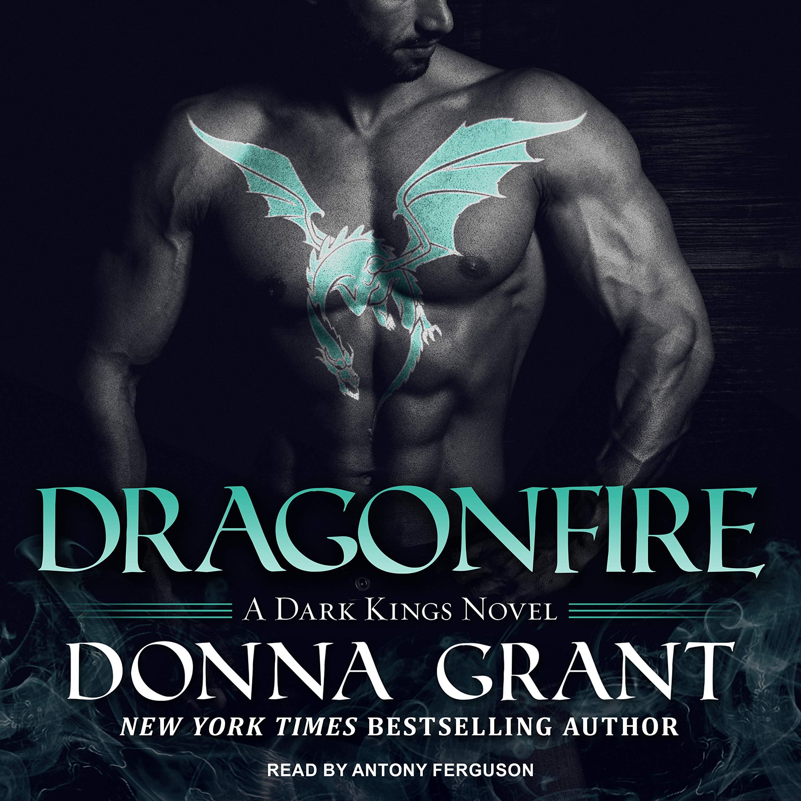 Dragonfire (Dark Kings) by Tantor Audio