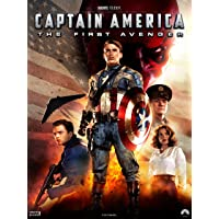 Marvel Studios' Captain America: The First Avenger (4K UHD)