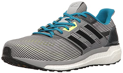adidas Men's Supernova m Running Shoe, Vista GreyBlack