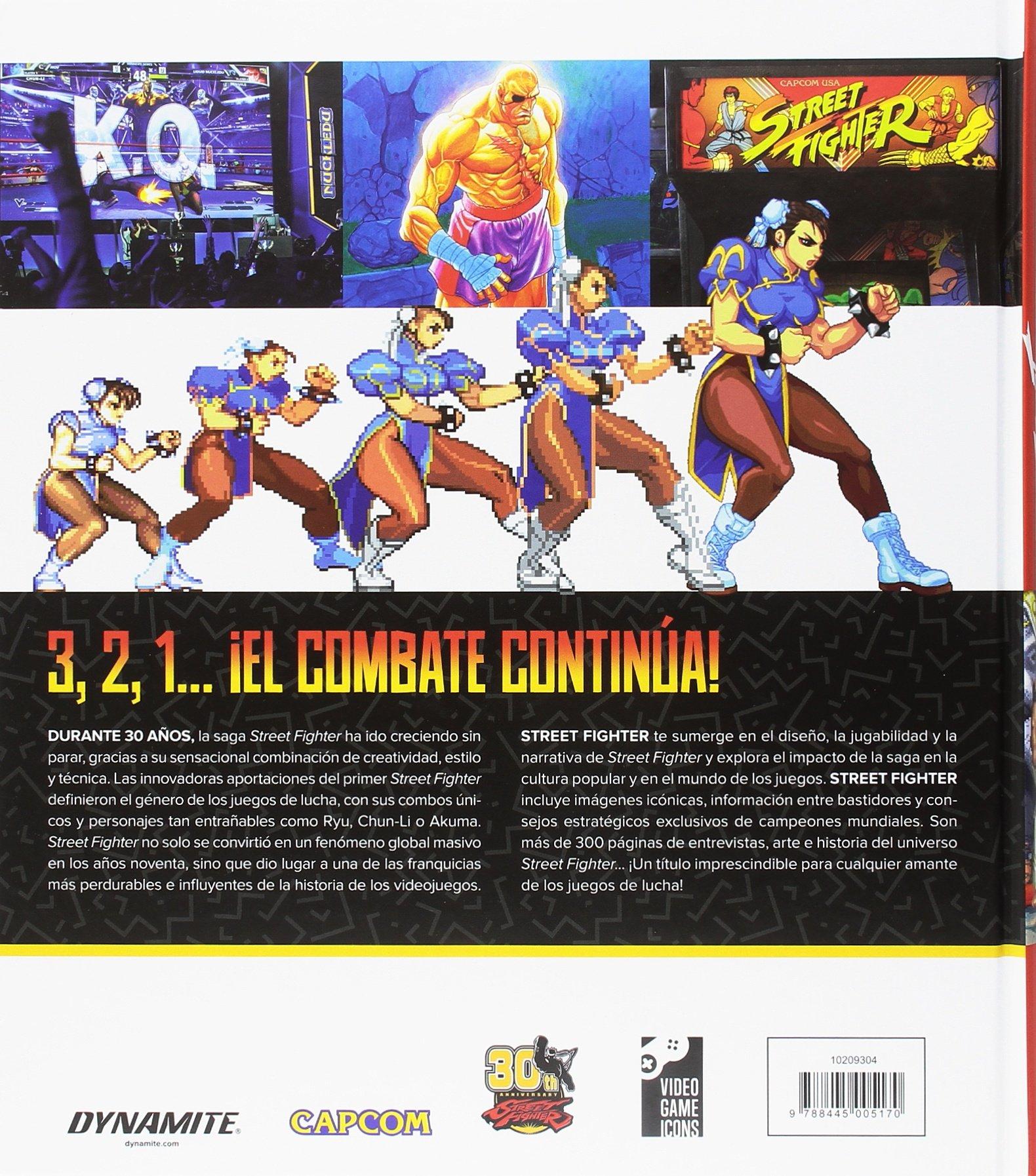 Street Fighter (Minotauro Games): Amazon.es: Steve ...