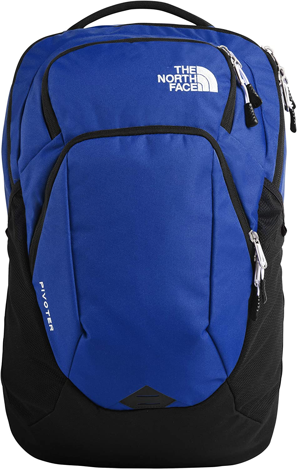 The North Face Pivoter Backpack, TNF Blue/TNF Black, One Size