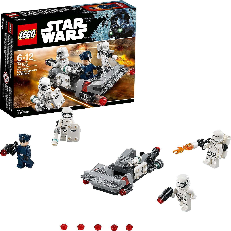 LEGO Star Wars - Pack de Batalla: Deslizador de transporte de la ...