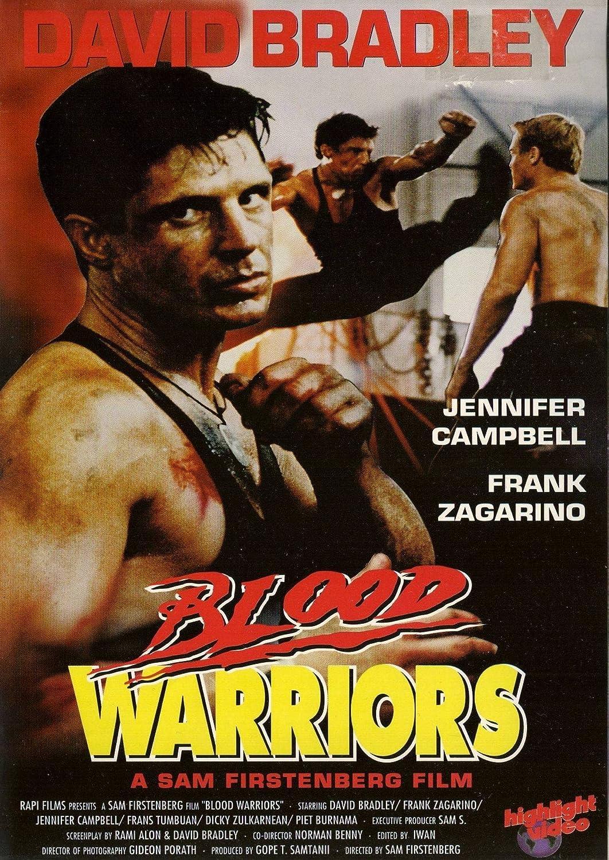 Amazon.com: Blood Warriors DVD 1993 NTSC David Bradley ...