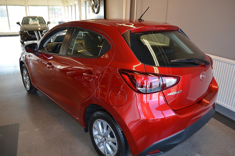 Auto sol protección Mazda 2 DJ AB BJ, 14 sin GPS Antena en ...
