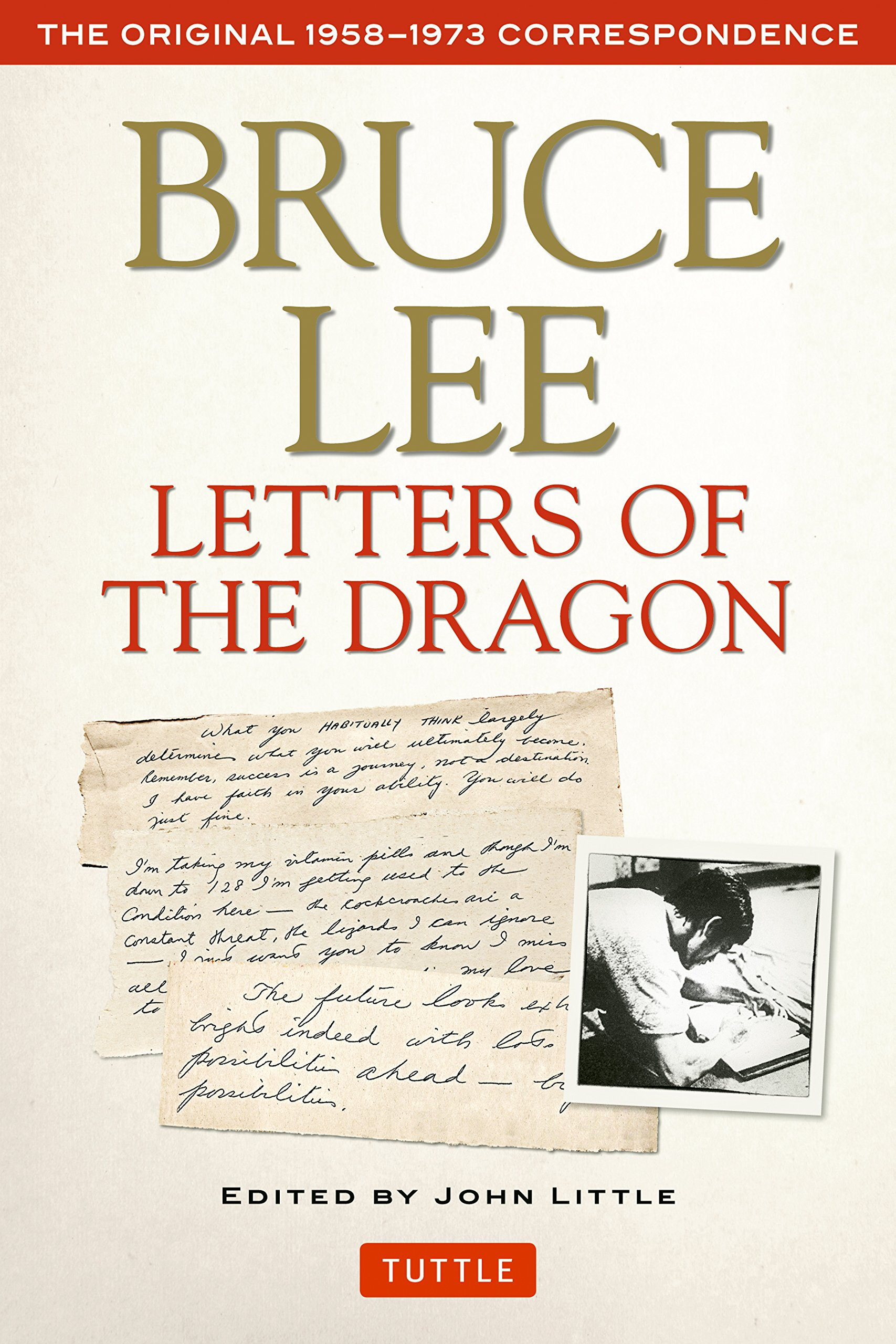 Amazoncom Bruce Lee Letters Of The Dragon The Original 1958 1973