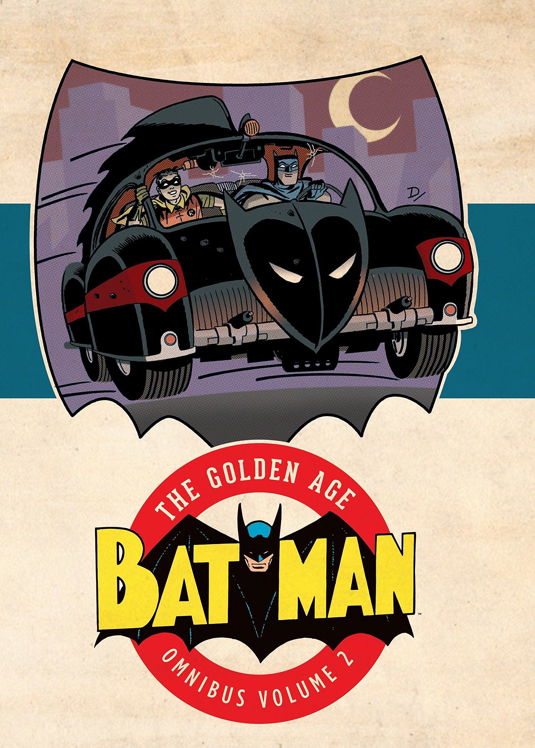 Batman: The Golden Age Omnibus Vol. 2 by imusti