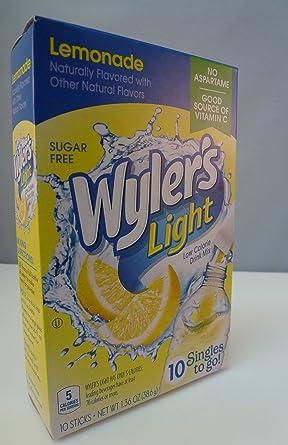Wyler s lemonade singles dating