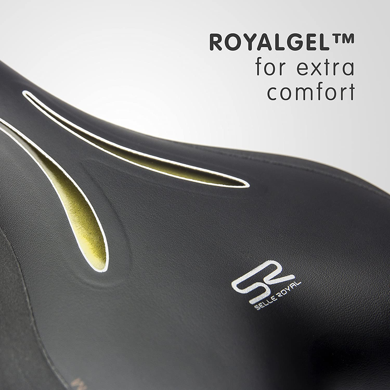 Selle Royal Mano Comfort Grips 60 Degree Moderate Lock On