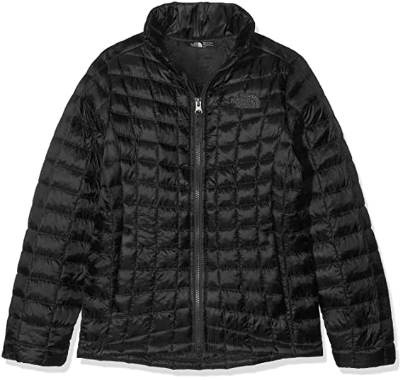 7b6c0e3d7 The North Face Boy's Thermoball Full Zip Jacket