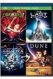 Flash Gordon / The Last Starfighter / Battlestar Galactica / Dune Four Feature Films
