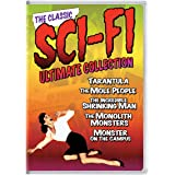 The Classic Sci-fi Ultimate Collection (Tarantula / The Mole People / The Incredible Shrinking Man / The Monolith Monsters /