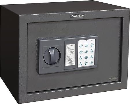Arregui T25EB Caja fuerte de sobreponer electrónica (350 x 250 x ...
