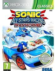 Sega, Sonic And All Stars Racing Transformed: Classics Per Xbox 360
