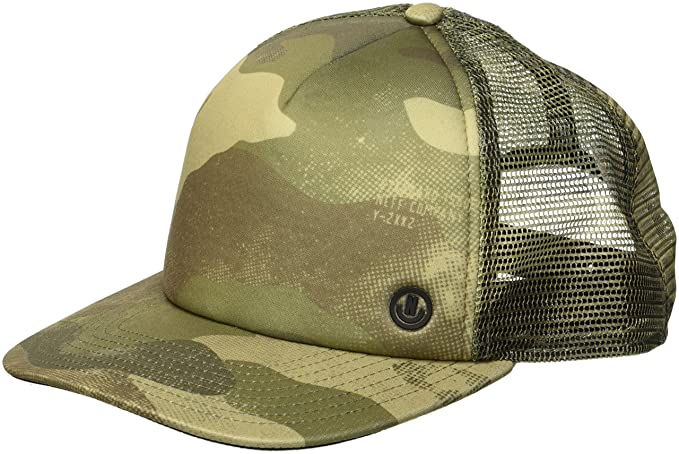 7ce61dd357b Amazon.com  NEFF Men s Tilted Mesh Hat-Flat Billed Trucker Cap